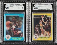 """1986 Star Company """"Best of The Old/New"""" Complete Sets (2) - GAI MINT 9"""