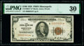 Fr. 1890-I* $100 1929 Federal Reserve Bank Note Star PMG Very Fine 30
