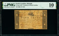 Obsoletes By State:North Carolina, Raleigh, NC- State of North Carolina 5¢ June 7, 1817 Cr. 08 PMG Very Good 10.. ...