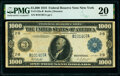 Fr. 1133a-B $1,000 1918 Federal Reserve Note PMG Very Fine 20