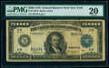 Fr. 1132-B $500 1918 Federal Reserve Note PMG Very Fine 20