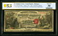 Grand Rapids, MI - $5 Original Fr. 394a The First National Bank Ch. # 294 PCGS Banknote Very Fine 30.</