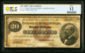 Large Size:Gold Certificates, Fr. 1177 $20 1882 Gold Certificate PCGS Banknote Fine 12.. ...