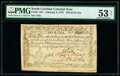 Colonial Notes:South Carolina, South Carolina February 8, 1779 $70 PMG About Uncirculated 53 Net.. ...