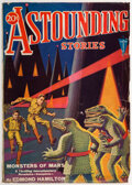 Pulps:Science Fiction, Astounding Stories - April 1931 (Street & Smith) Condition: VG....