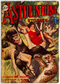 Pulps:Science Fiction, Astounding Stories - June 1931 (Clayton) Condition: VG/FN....