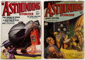 Pulps:Science Fiction, Astounding Stories Group of 2 (Street & Smith, 1934).... (Total: 2 Items)