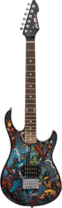 Musical Instruments:Electric Guitars, Stan Lee Signed Peavey Marvel Rockmaster Electric Guitar. . ...