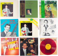 Trini Lopez Personally Owned Vinyl LPs (9)