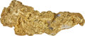 Nuggets, Gold Nugget With Matrix, 4 3/8 x 2 Inches, 333.8 Grams, 10.73 Troy Ounces....