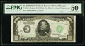 Fr. 2211-G $1,000 1934 Mule Federal Reserve Note. PMG About Uncirculated 50