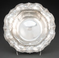 Silver & Vertu, A Tiffany & Co. Silver Bowl, New York, 1912. Marks: TIFFANY & CO., 18169C MAKERS 6310, STERLING SILVER, 925-1000, M. 2-1...