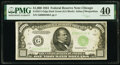 Fr. 2211-G $1,000 1934 Federal Reserve Note. PMG Extremely Fine 40