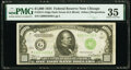 Fr. 2211-G $1,000 1934 Federal Reserve Note. PMG Choice Very Fine 35