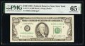 Small Size:Federal Reserve Notes, Fr. 2171-B $100 1985 Federal Reserve Note. PMG Gem Uncirculated 65 EPQ.. ...