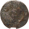 Colonials, (1616) SHILNG Sommer Islands Shilling, Small Sails VF20 NGC. Breen-2, W-11460, R.5....