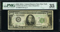 Small Size:Federal Reserve Notes, Fr. 2202-B $500 1934A Federal Reserve Note. PMG Choice Ver...