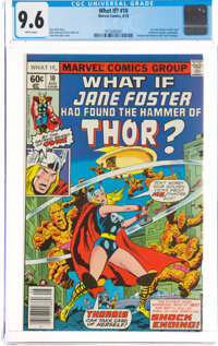 What If? #10 (Marvel, 1978) CGC NM+ 9.6 White pages