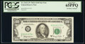 Fr. 2163-G* $100 1963A Federal Reserve Star Note. PCGS Gem New 65PPQ