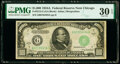 Small Size:Federal Reserve Notes, Fr. 2212-G $1,000 1934A Federal Reserve Note. PMG Very Fine 30 EPQ.. ...