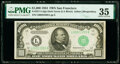 Fr. 2211-L $1,000 1934 Federal Reserve Note. PMG Choice Very Fine 35