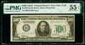 Fr. 2202-B $500 1934A Federal Reserve Note. PMG About Uncirculated 55 EPQ