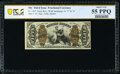 Fr. 1367 50¢ Third Issue Justice PCGS Banknote About Unc 55 PPQ