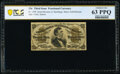 Fractional Currency:Third Issue, Fr. 1299 25¢ Third Issue PCGS Banknote Choice Unc 63 PPQ.. ...