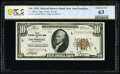 Small Size:Federal Reserve Bank Notes, Fr. 1860-L $10 1929 Federal Reserve Bank Note. PCGS Banknote Choice Unc 63.. ...