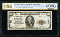 National Bank Notes:Pennsylvania, Pittsburgh, PA - $100 1929 Ty. 1 The Farmers Deposit National Bank Ch. # 685 PCGS Banknote Superb Gem Unc 67 PPQ.. ...