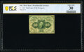 Fr. 1242 10¢ First Issue PCGS Banknote Very Fine 30