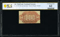 Fractional Currency:Third Issue, Fr. 1251SP 10¢ Third Issue Narrow Margin Back PCGS Banknote Uncirculated 62.. ...