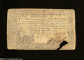 Colonial Notes:Pennsylvania, Pennsylvania April 10, 1777 8s Very Fine Damaged.This is ...