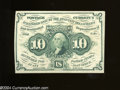 Fractional Currency:First Issue, Fr. 1242 10c First Issue Choice Crisp Uncirculated.A ...