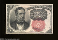 Fractional Currency:Fifth Issue, Fr. 1266 10c Fifth Issue Crisp Uncirculated. A pink hue is ...