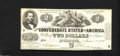 Confederate Notes:1862 Issues, T42 $2 1862. A couple of small corner folds on the same ...