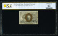 Fractional Currency:Second Issue, Fr. 1289 25¢ Second Issue PCGS Banknote Choice Uncirculated 63.. ...