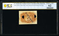 Fractional Currency:Second Issue, Milton 2E5R.1a 5¢ Second Issue Experimental Back PCGS Banknote Uncirculated 62.. ...