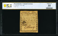 Colonial Notes:Massachusetts, Massachusetts 1779 1s 6d PCGS Banknote Choice VF 35.. ...