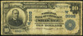 National Bank Notes:Oklahoma, Shawnee, OK - $10 1902 Date Back Fr. 619 The National Bank of Commerce Ch. # (W)9998 Very Good.. ...