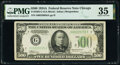 Small Size:Federal Reserve Notes, Fr. 2202-G $500 1934A Federal Reserve Note. PMG Choice Very Fine 35.. ...