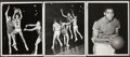 Basketball Collectibles:Photos, Vintage Basketball Photographs, Lot of 9. ... (Total: 9 items)