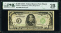 Fr. 2212-F $1,000 1934A Federal Reserve Note. PMG Very Fine 25