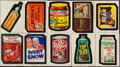 Non-Sport Cards:Lots, 1973 - 1975 Topps Wacky Packages (Series 1 - 14) Collection (797). ...