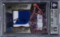 Basketball Cards:Singles (1980-Now), 2012 Exquisite Collection Grant Hill (Limited Logos) #LL-HI BGS NM-MT+ 8.5 - #'d 22/25. ...