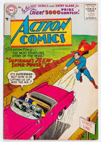 Action Comics #221 (DC, 1956) Condition: VG/FN
