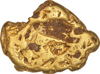 Gold Nugget. 110.1 Grams