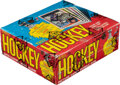 Hockey Cards:Unopened Packs/Display Boxes, 1984/85 O-Pee-Chee Hockey Wax Box With 48 Unopened Packs - Yzerman & Chelios Rookie Year! ...