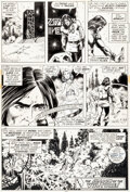 Original Comic Art:Story Page, Barry Smith, P. Craig Russell, and others Co...