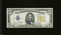 Small Size:World War II Emergency Notes, Fr. 2307 $5 1934-A North Africa Silver Certificate. Choice ...